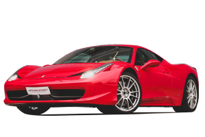 Ferrari 458 Track Days with Puresport