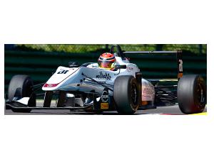 Formula 3 F316 Dallara Driving Experience