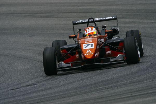 Formula 3 F308 Volkswagen