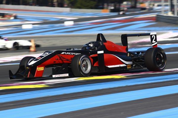 Formula F316 Dallara