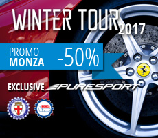 Winter Tour Spécial Monza -50%
