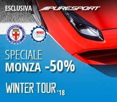Winter Tour Speciale Monza -50%