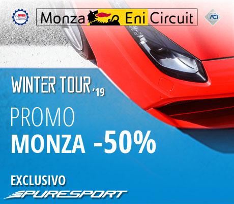 Winter Tour Especial Monza -50%