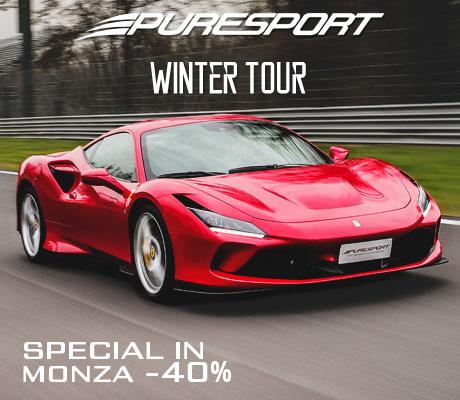 Winter Special mit Ermäßigungen von 40 % in Monza