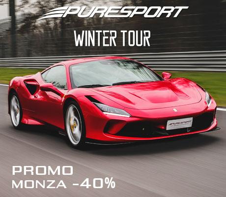 Winter Tour Spécial Monza -40%