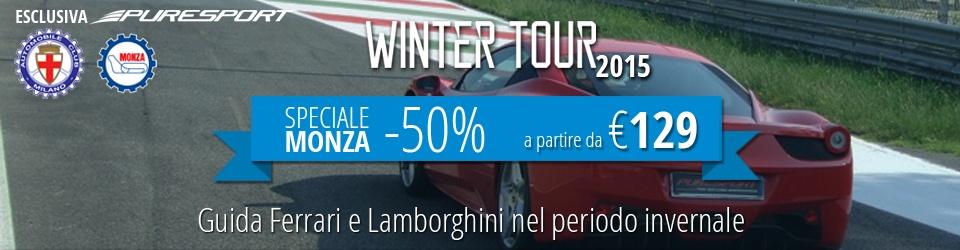 Guida a Monza granturismo monoposto con Puresport