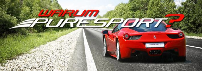 Fahrtrainings mit Einsitzern von Puresport