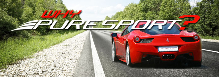 The Ferrari legend: drive a Ferrari on the track with Puresport