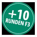 10 extra Runden im F3