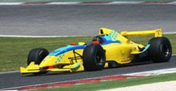 Formula Nissan 3000