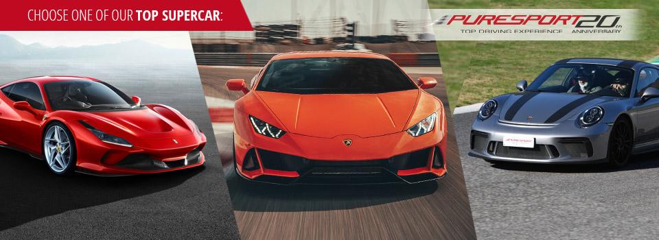 Ferrari/Lamborghini/Porsche