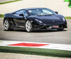 Lamborghini Gallardo en Imola