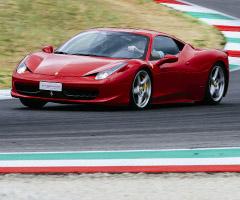 Ferrari 458 Italia in Vairano