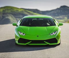 Drive a Lamborghini Huracán at the Red Bull Ring