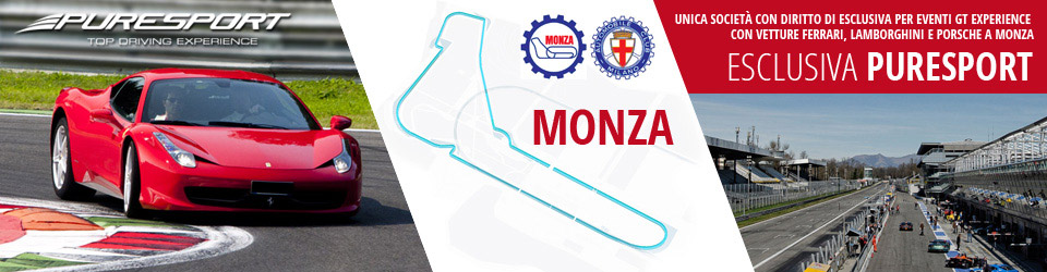 Monza exclusive