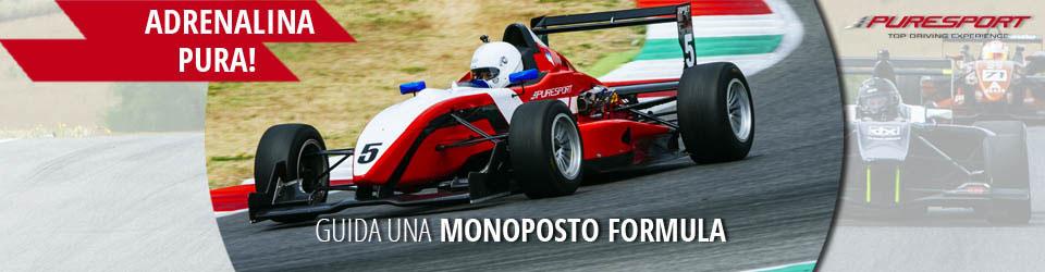 Monoposto Formula