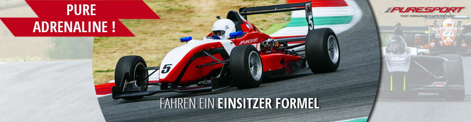 Formel Einsitzer