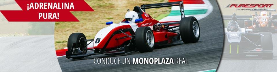 Monoplaza y Fórmula