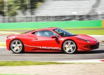 Ferrari 458 Italia - Adria