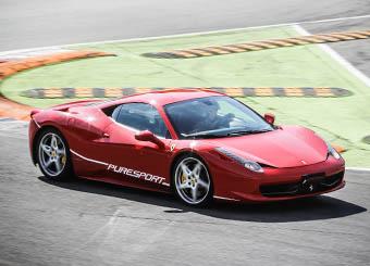 Ferrari 458 Italia - Imola