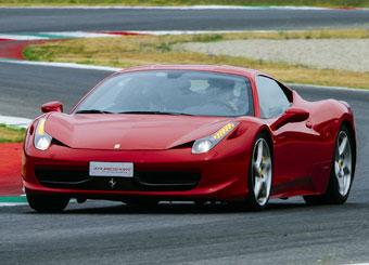 Ferrari 458 Italia - Mugello