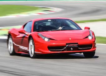 Ferrari 458 Italia - Red Bull Ring