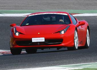 Ferrari 458 Italia - Vallelunga