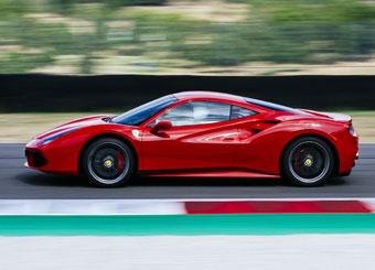 Ferrari 488 GTB - Mugello