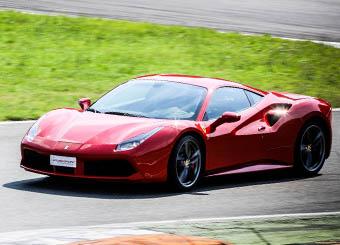 Ferrari 488 GTB - Vallelunga