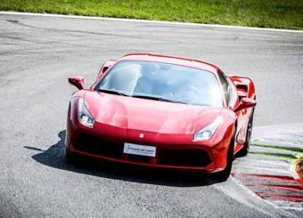 Ferrari 488 GTB - Viterbo