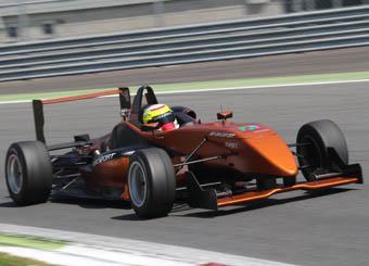Formula 3 F308 Volkswagen - Vallelunga