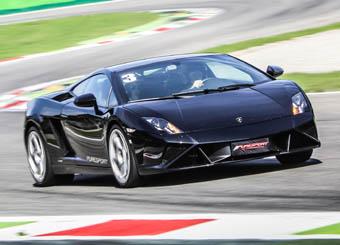 Lamborghini Gallardo - Red Bull Ring