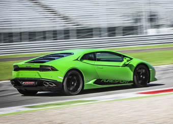 Lamborghini Huracán - Misano