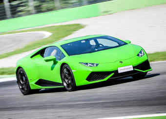 Lamborghini Huracán - Monza