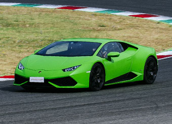 Lamborghini Huracán - Mugello