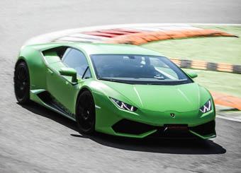 Lamborghini Huracán - Red Bull Ring