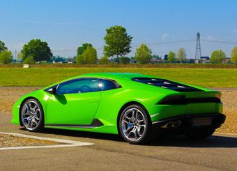 Lamborghini Huracán - Vairano