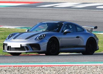 Porsche 911 GT3 - Monza
