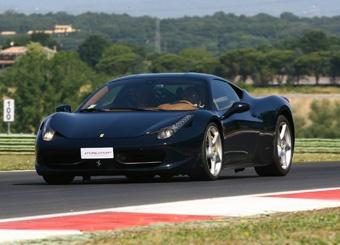 Ferrari 458 Italia a Imola