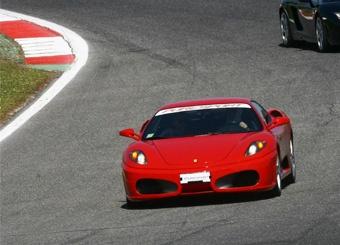 Ferrari 458 Italia - Franciacorta