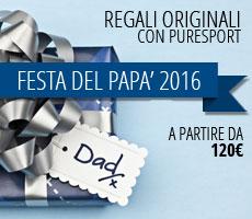 Idee regalo puresport festa del papà