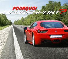 Pourquoi choisir Puresport