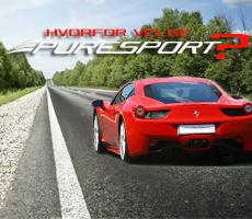 Hvorfor velge Puresport?