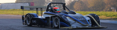 Drive a single-seater