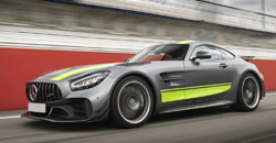 Mercedes AMG GT-R Pro