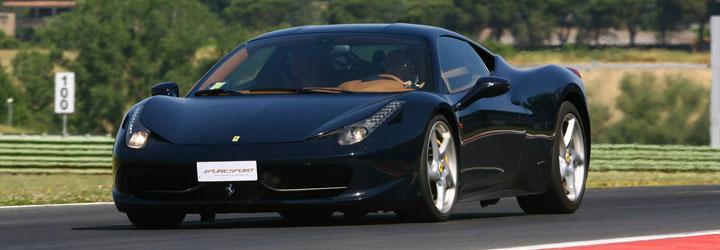 Ferrari 458 Italia in Imola