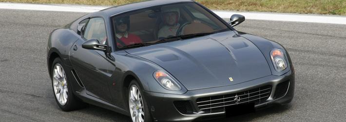 Pilotare una Ferrari 599 GTB Fiorano