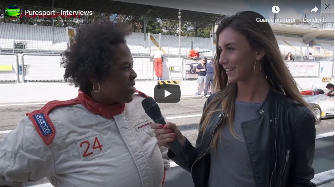 Video interview 1 Experience Monza