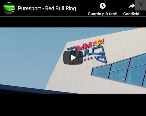 RedBullRing video