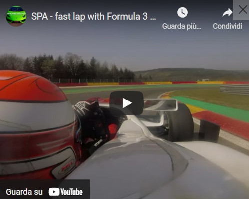 SpaFrancorchamps video